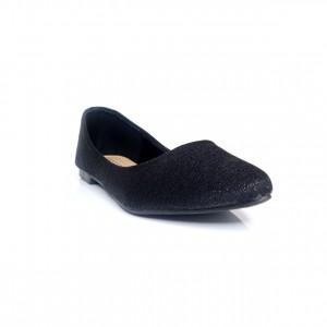 Slip On Flats Black
