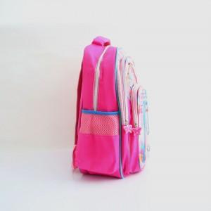 Frozen 3D Bag Pink