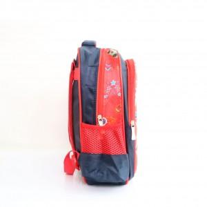 Car Red+Blue Bag