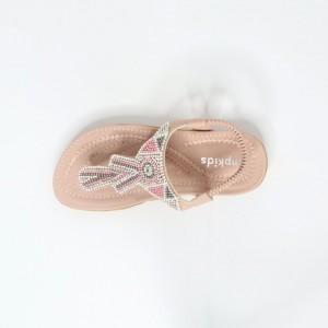 Children Flat Sandal Pink