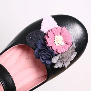Flower Children Shoes Casual [Black]