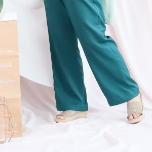 Ladies Wedges Sandal [Beige]