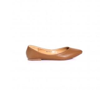 Ladies Slip On Shoe [Khaki]