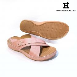 [Plus Size] Ladies Sandal Pink