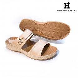 [Plus Size] Ladies Sandal Beidge Strap