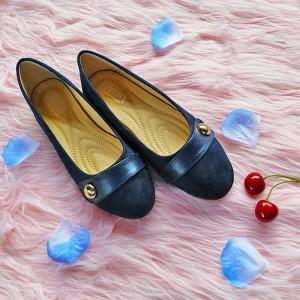 Hypershoe Ladies Casual Dark Blue (193-W8205)