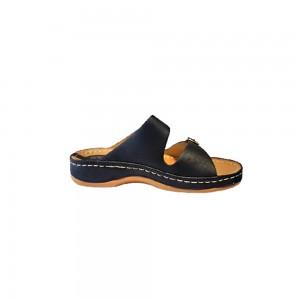 [Plus Size] Ladies Sandal Black (193-8586810)