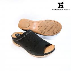 [Plus Size] Ladies Sandal Black (194-881826)