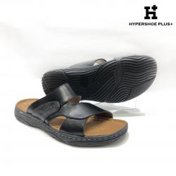 [Plus Size] Men Sandal Black (194-YS10691)