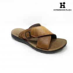 [Plus Size] Men Sandal Brown (5830)
