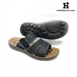 [Plus Size] Men Sandal Black(194-7437)