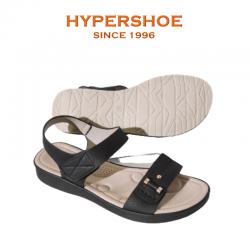 Hypershoe Ladies Sandal Black ( 193-93963)