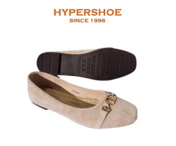 Hypershoe Ladies Casual Beige (53210-202)