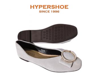 Hypershoe Ladies Casual Grey (5325-202)