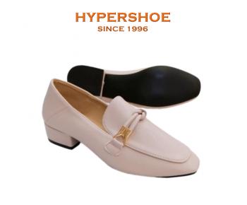 Hypershoe Ladies Office Wear Beige (194-1601C4)